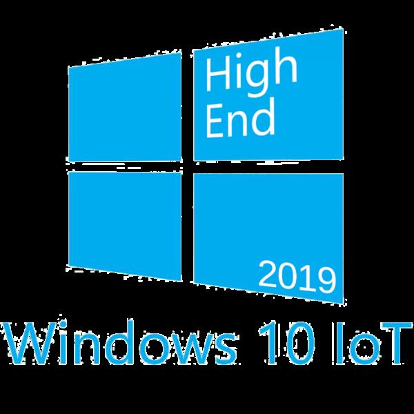 Win 10 IoT Enterprise 2019 High End