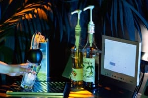 fytech Touch PC as Cashier at aBar