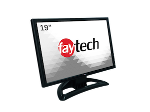 "faytech 19"" Resistive Touch Monitor"
